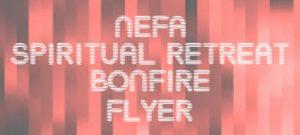 NEFA Spiritual Retreat Bonfire @ Roxy's Salon | Nottingham | Maryland | United States